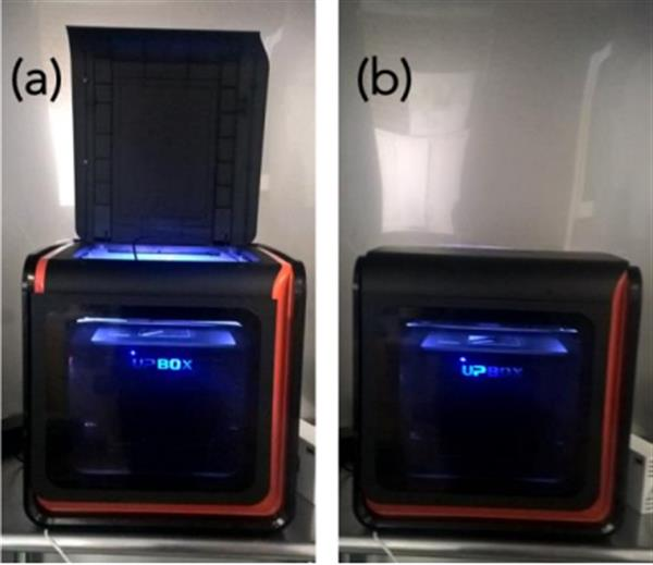 UP Box, 3d printers, study, research