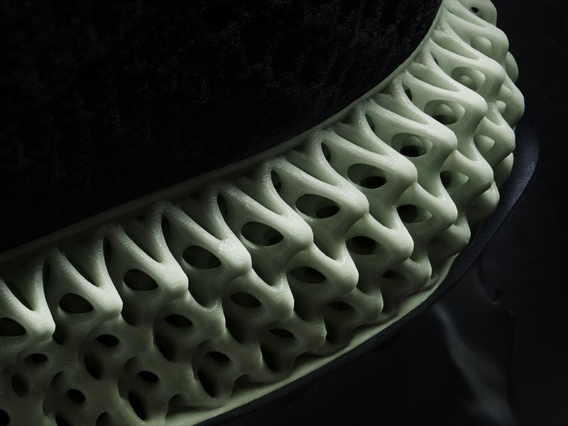 adidas, futurecraft4d, clip, 3d printed shoe, 3d printing technology, future
