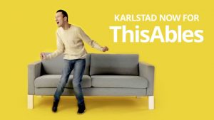 Thisables, IKEA Israel, IKEA, Israel, disables, 3d printed parts, 3d printing technology