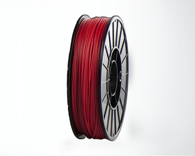 ABS Filament Dark Red (500g)