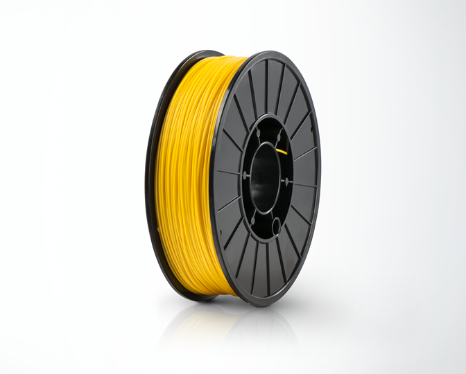 ABS Filament Yellow (500g)