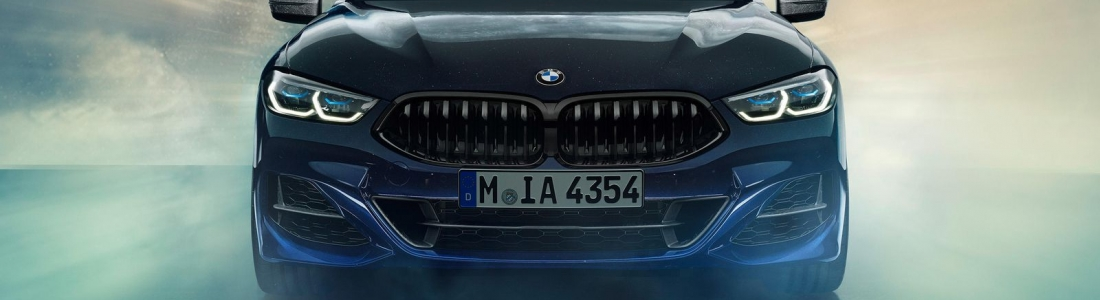 A Brand New BMW With 3D Printed Meteoric Parts