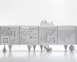Dial D For 3D Printing & Get Your Home Decor